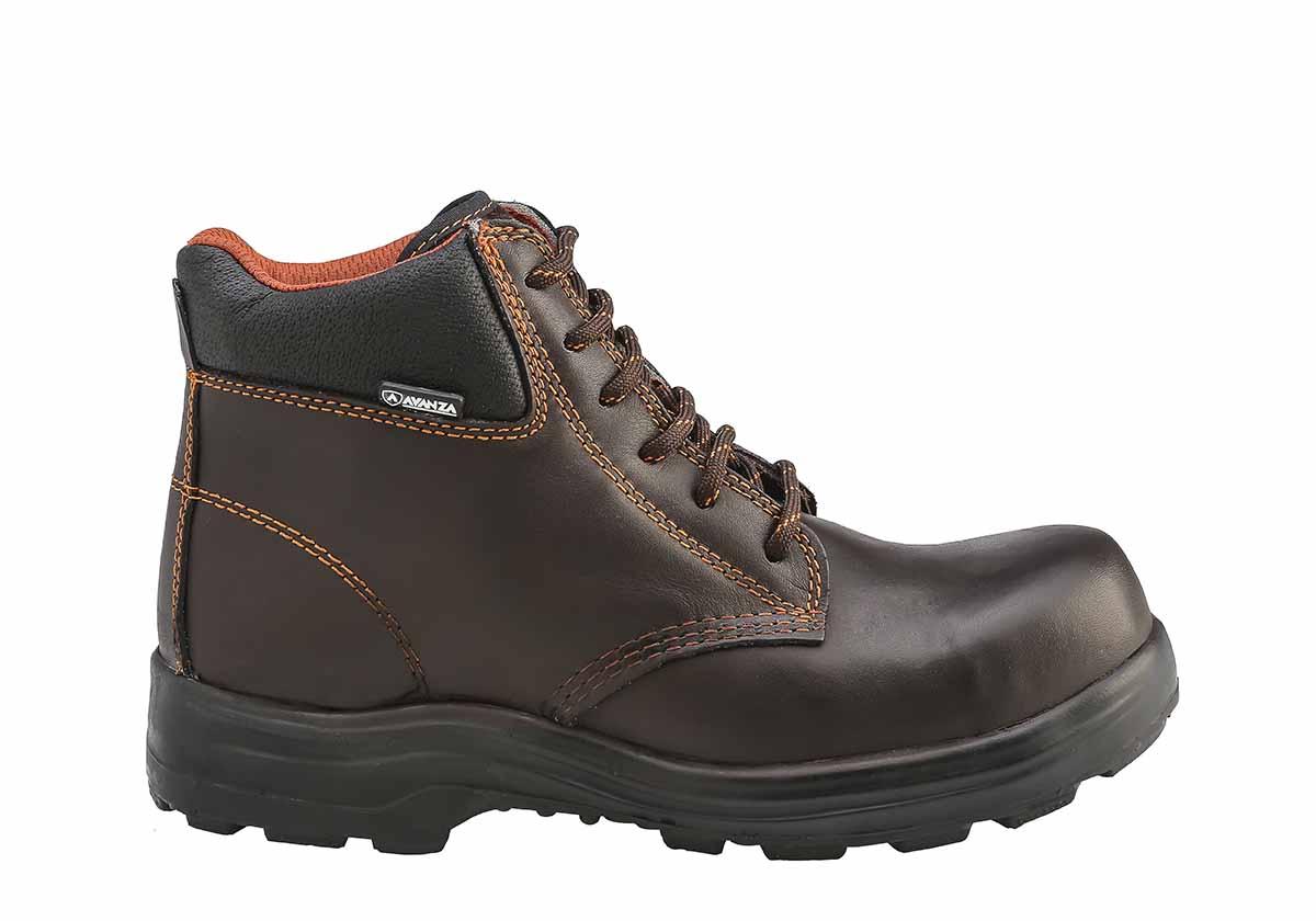 f75e5ce4e1c Bota de Seguridad con Casquillo , Zapato industrial, Bota de ...