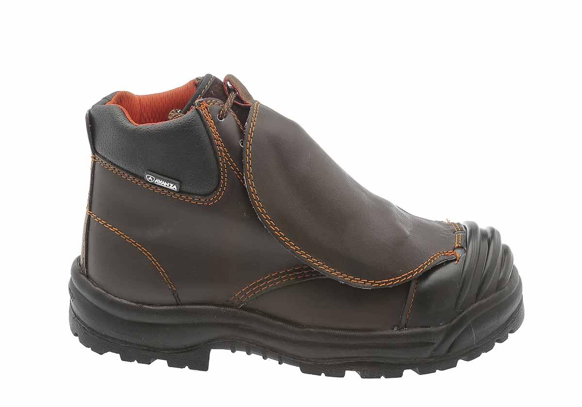 d3c16d2c512 Zapato Industrial CASCO POLIAMIDA METATARSO, Bota industrial con ...