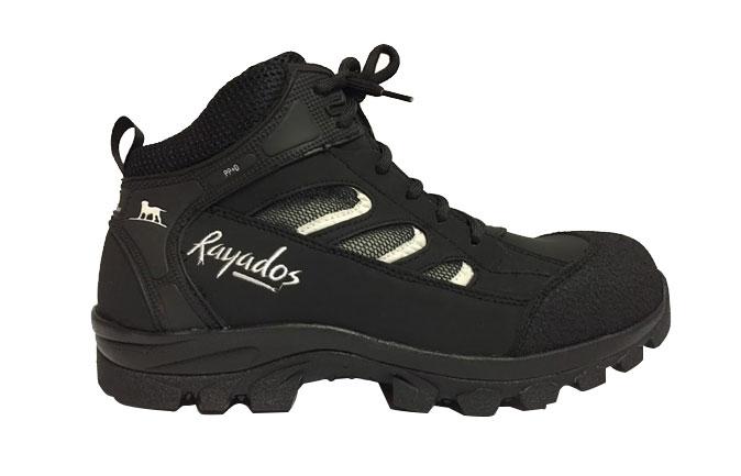 ab8a87e4679 Calzado de Seguridad Rayados, Zapato de seguridad oficial rayados ...