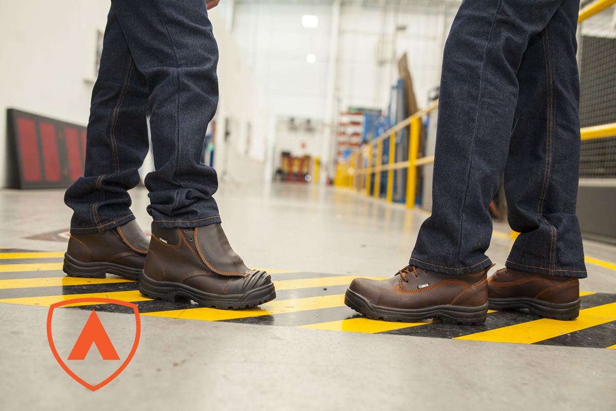 731615b3 Tipos de piel recomendados para el calzado de seguridad